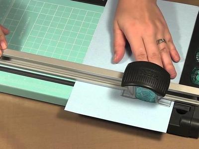 Scrap Time - Ep. 710 - American Crafts Cut Up Trimmer
