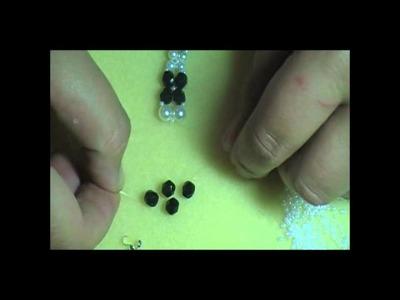 Super Easy Cross Weave Bracelet