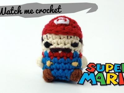 Super Mario - Watch me Crochet
