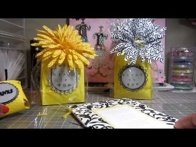 The Baby Shower crafts