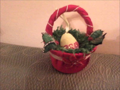 Uskrsne Košarice ( Cestini di Pasqua - Easter baskets )