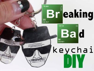 Breaking Bad Keychain DIY !