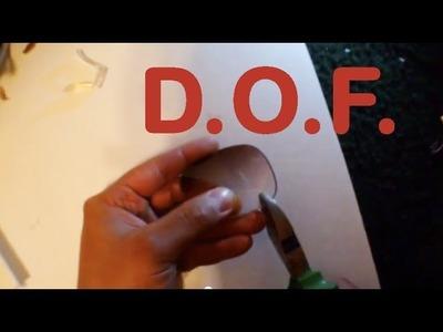 CHEAP Depth Of Field Lens Adapter - DOF D.I.Y.