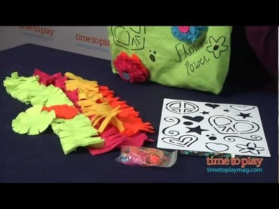 Craft Candy 3D Graffiti Tote from RoseArt