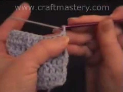 Crochet Stitches - Relief Crochet or Raised Crochet