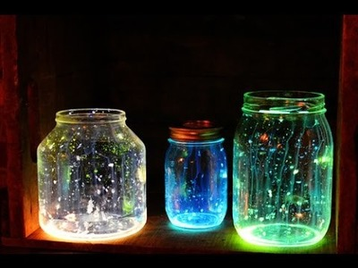 DIY - Glow Jars!