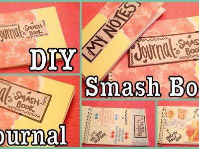 DIY: SMASH Book Journal!