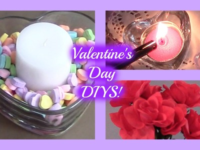 DIY Valentine's Day Decor & Gift Idea | Everything is from Dollar Tree!