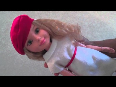 Fabulous Felt: How to Make an Easy Doll Hat