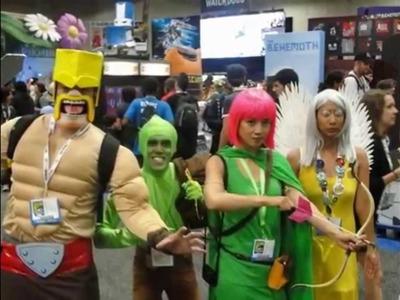 Halloween Costume Ideas Clash of Clans