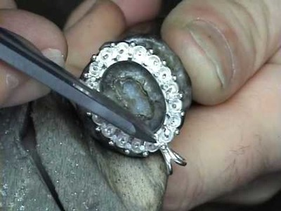 Handmade Jewellery Making Design Pendant Temprell