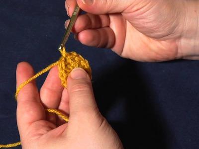 How to Crochet: Slip Stitch
