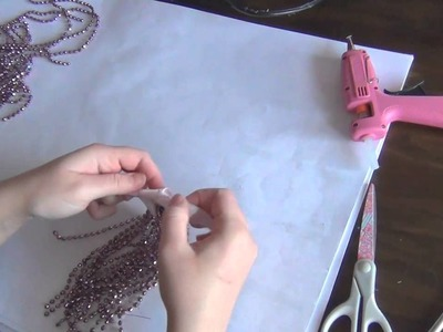 How to make Beaded Tassel Tutorial