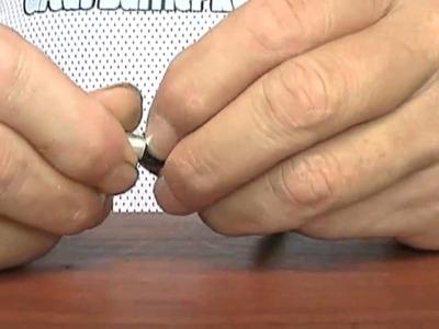 How to make New Bead Men Bracelet B-262