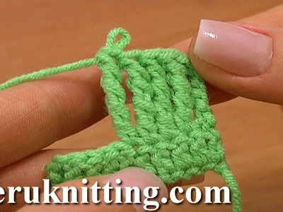 How to Work Triple Treble Crochet Stitch Crochet Basics Tutorial 12
