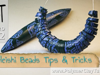 Polymer Clay Heishi Beads Tips & Tricks
