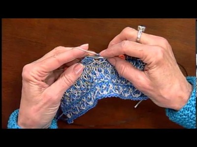 Preview Knitting Daily TV Episode 1104 - Front and Center