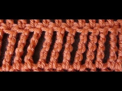 Quadruple Treble Crochet Stitch - UK Stitch by Crochet Hooks You