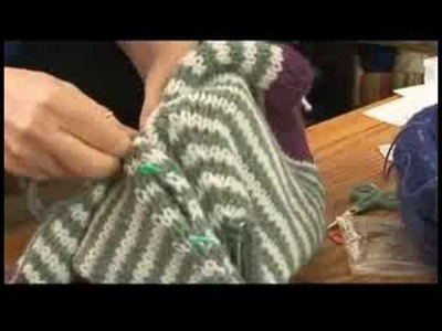 Reading Knitting Patterns : Knitting Patterns: Mattress Stitch