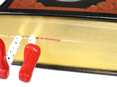 Wizard of Oz Bookmark ♥ DIY