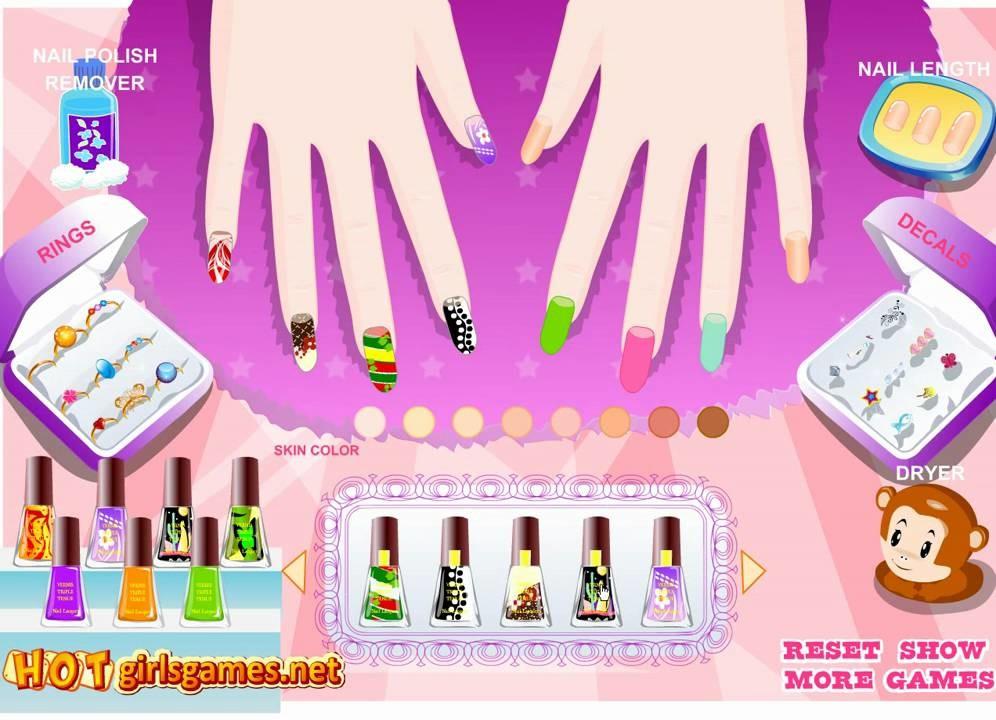 Bling Bling Nails DIY