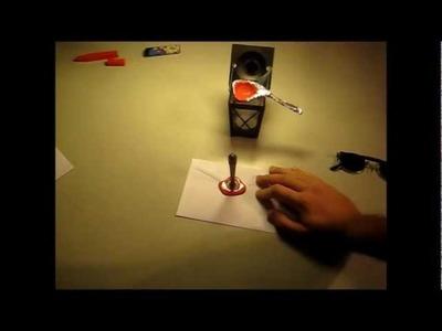 Briefsiegel gießen - How do we make seals for our letters?