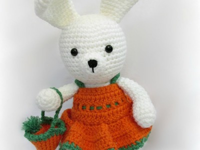 Carrot Dress For Dress Me Bunny