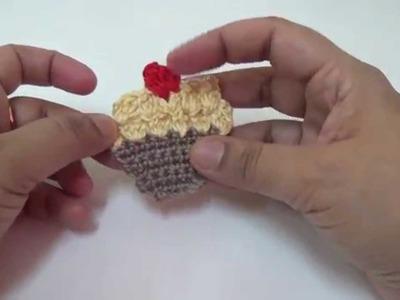 Crochet Icecream Applique-1