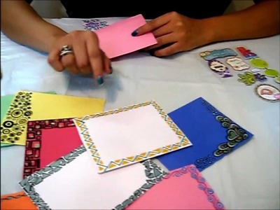 DIY: How to Make Envelope or Envelopes. handmade envelopes
