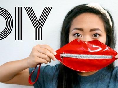 DIY Lips Bag