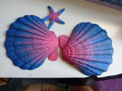 DIY: Mermaid Shell Bra | Part 1