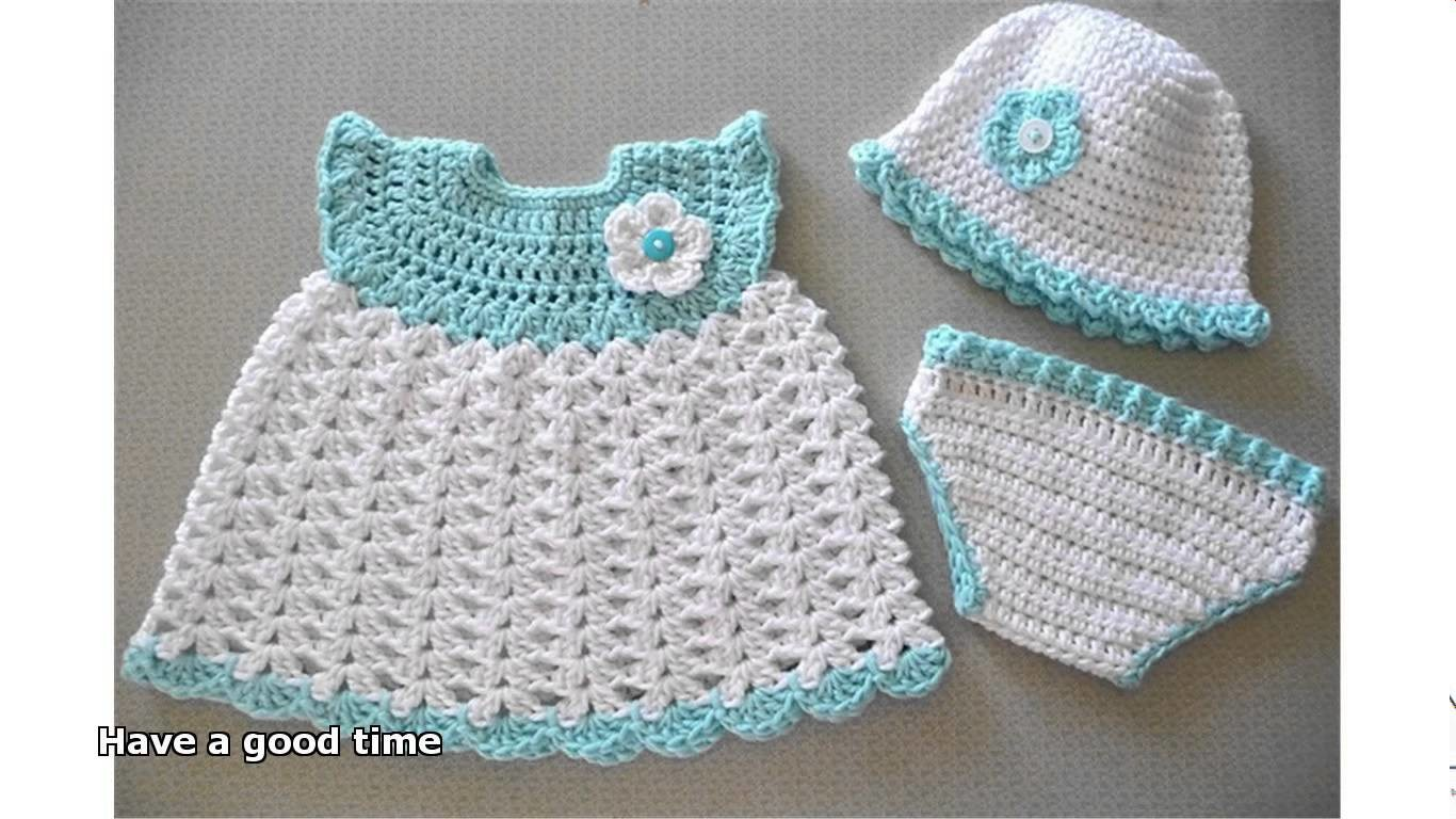 Free crochet baby patterns