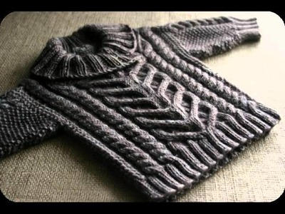 Gramps Cardigan Knitting Pattern