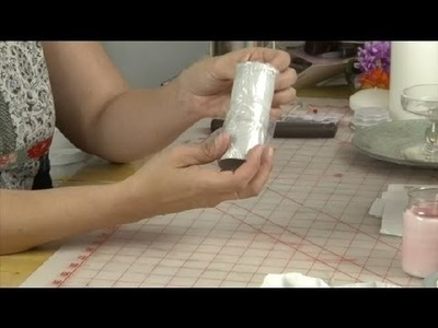 How to Make Candles From a Toilet Paper Mold : Candle Making & More