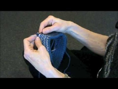 Iris Schreier's Reversible Knit Hat Project