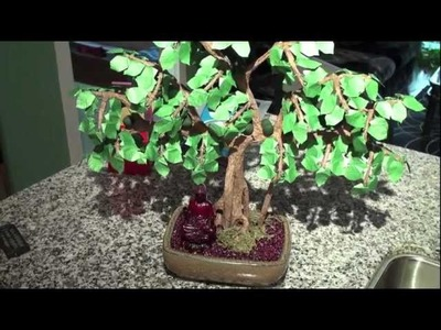 Origami Bodhi Bonsai 2 - Assembly, Figs, Potting