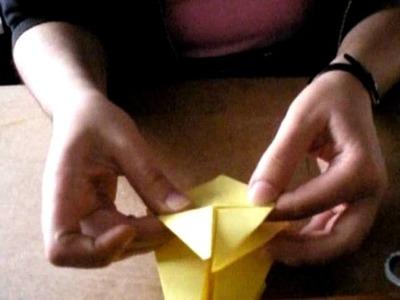 Origami Maple Leaf Tutorial