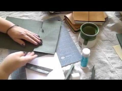 "P.2 . ""6 Pocket craft folder for your Midori"" (extra info)"