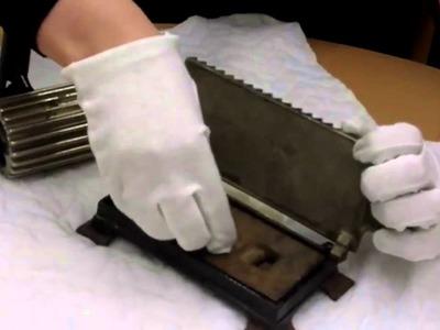 Tools of an enduring craft