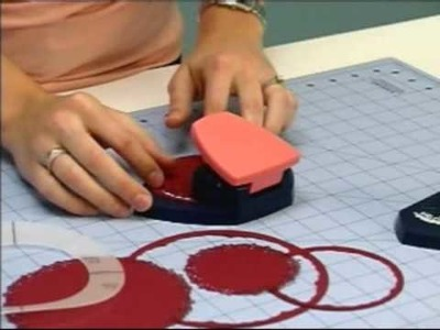 Add Something More to your Scrapbooking: Fiskars Circle Punch