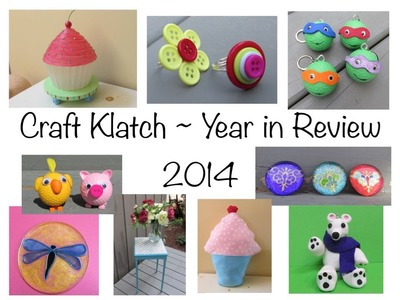 Craft Klatch 2014 Year in Review