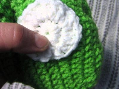 Crochet Geek: Mario Mushroom Hat