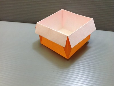 Daily Origami: 027 - Box