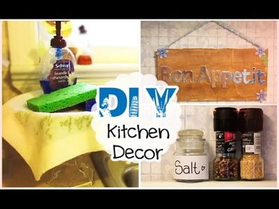 DIY Kitchen Decor