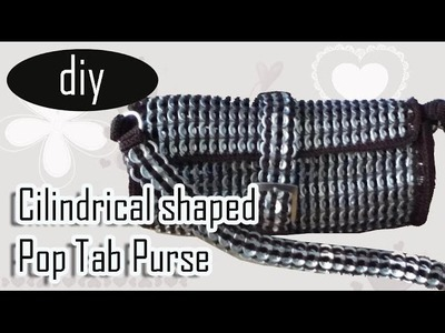 DIY: Pop Tab Purse: