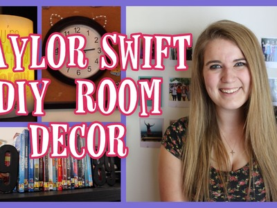DIY Taylor Swift Room Decor | BowsByCarolyn