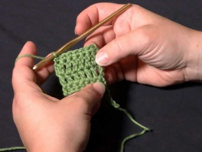 How to Crochet: All About Turning Chains