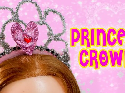 How to Make a Princess Crown | Make a Tiara DIY for Kids