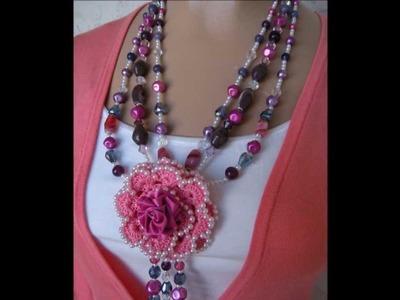 How to make Crochet Jewelry Patterns on www.jewlzs.etsy.com