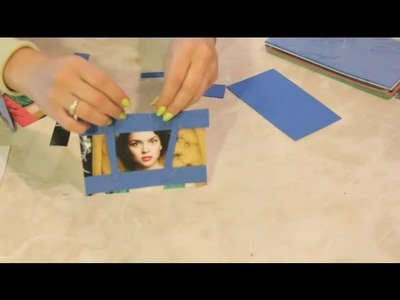 How to Make Decorations With Old Christmas Card Pictures : Valentine's Day Crafts & More